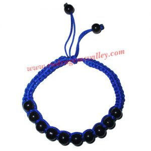 Adjustable beaded free size bracelets, made of glass beads as per picture. Pack of 1 piece, also available in custom designs and colors as per your instructions.