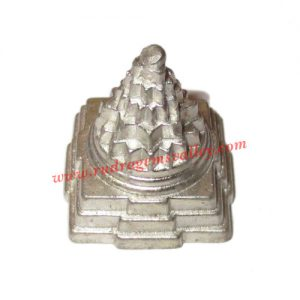 Parad mercury yantra, parad pyramid, weight approx 27.62 grams, size 21mm x 20mm. It is used for chanting mantras for spiritual attainments as well as multiple health benefits including diabetes, blood pressure and heart diseases by praying and touching i