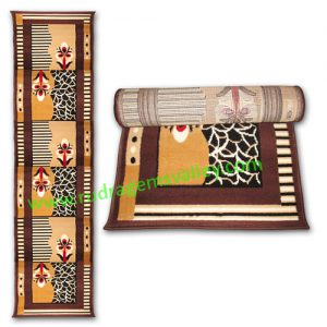 Yoga Mat, excercise mat for yoga, carpet based handmade comfortable mat, size 24x68 inches, thickness 10mm.