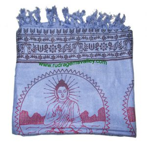 Fine quality buddha soft yoga scarves, material staple rayon, size 182x100 CM., weight approx 150 grams, minimum order 1 pcs.