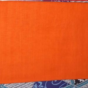 Bulk buy orange cotton gamachha, cotton scarves for protection from dirt and dust, unisex cotton gamacha bhagwa orange, 140 centimeter, Pack of 100 Pcs.