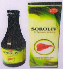 Sorolive Liver Tonic, Useful in Helps in Cure of Jaundice, Loss of Appetite, Anorexia, Indigestion, Dyspepsia and othe liver Disorders, Habitual Constipation, Incirrhosis of the liver due to Chronic alcoholism, Proten calorimalnutrition, Diplection of intestinal enzymes.