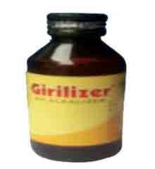 Girilizer (alkalizer), This medication is used to make the urine less acidic. This medication can also prevent and treat certain metabolic problems (acidosis) caused by kidney disease. Citric acid and citrate salts (which contain potassium and sodium) belong to a class of drugs known as urinary alkalinizers.